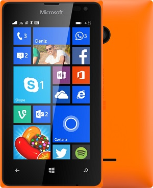 device category Lumia 435