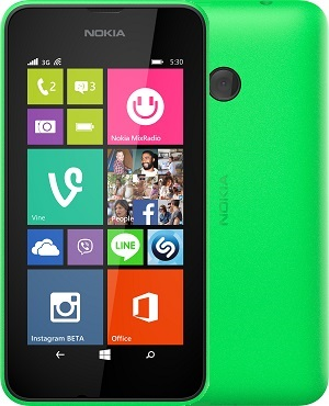 device category Lumia 530