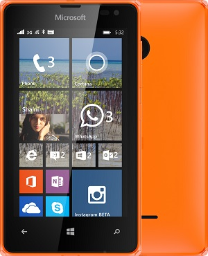 device category Lumia 532