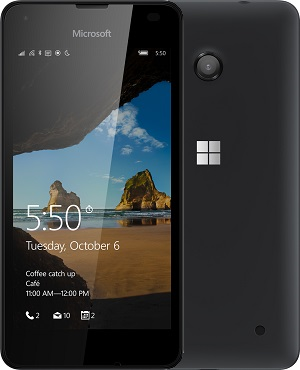 device category Lumia 550