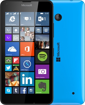 device category Lumia 640
