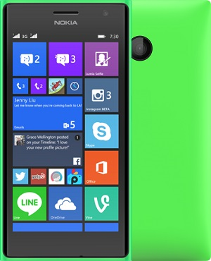 device category Lumia 730