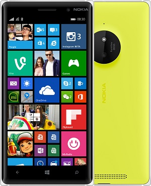 device category Lumia 830