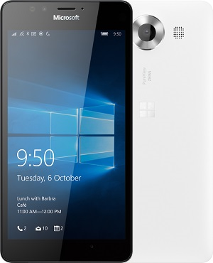 device category Lumia 950